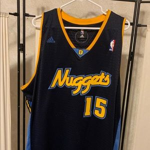 Denver Nuggets Carmelo Anthony Jersey